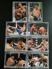 Topps ufc 2014 Champions Welterweight Lot