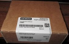 New Siemens 6ES7 924-0CA10-0AA0 Simatic Top Connect TERMINAL BLOCK TP3 8CH/2X10