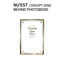 NU'EST - CONCEPT ZONE : BEHIND PHOTO BOOK (116p)