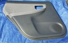 06 07 Subaru Impreza OEM WRX & 2.5i Driver Rear Door Card Panel Cover  LH Left