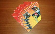 World Scout Jamboree 2007 A2 Poster (UK, 21st) ×2