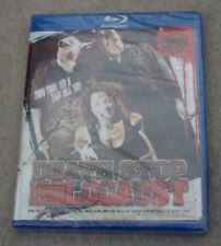 Death Stop Holocaust (Blu-ray Disc, 2012) - New in Package