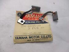 Nos Yamaha YDS3 YM1 Generator Bürste 156-81211-20 Set Of 2