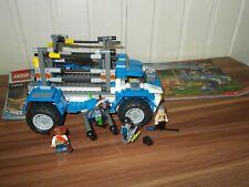 Set LEGO 75918 - Jurassic World Jeu de Construction La Poursuite du T-rex notice