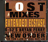 LOST MIXES - EXTENDED ECSTASY - MAXI VERSIONS 80'S - CD COMPILATION [965]