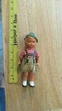 "Vintage Doll Made in W. Germany 7"" Tall"