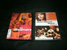 The Dreamers Uncut NC-17(2003) Version And NAB: Havoc 2 DVD Lot