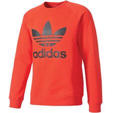Adidas Originals Trefoil Crew Los Hombres Jersey Cuello Redondo Sudadera