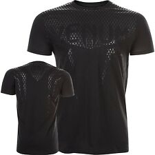 Venum Carbonix MMA T-Shirt BJJ Training Casual Top Martial Arts Boxing