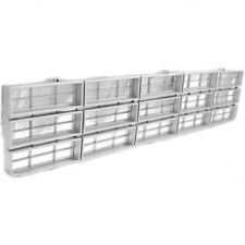 New Grille Front For Chevrolet C10 Light Silver Finish 1977-80 GM1200354 2-Door