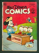 Walt Disney Comics & Stories #97-Golden Age 1948; Donald Duck Vintage; Dell
