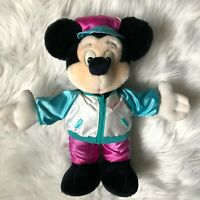 "Disneyland 35th Anniversary Mickey Mouse 15"" Plush 35 Years of Magic Vintage"