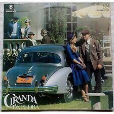 Ciranda del Piedra LP VINILE OST PROMO 1982 MORANDI MORRICONE NM / VG+ CONDITION