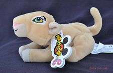 Nala Lion Cub Disney Mouseketoys Mini Bean Bag Lion King Toy Plush