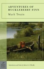 Adventures of Huckleberry Finn (Barnes & Noble classics),introduction and notes