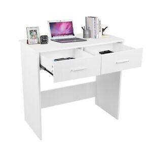 Petit bureau d'ordinateur écrit des meubles de coiffeuse avec des tiroirs Neuf