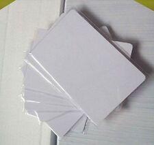 Proximity Access Card White Thin RFID 125KHz Writable T5577  Buy 1 2 3 4 or 5