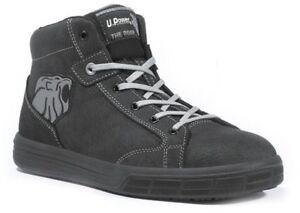 U-Power Sneaker MID LION S3 Sicherheitsschuhe Arbeitsschuhe  ALU-Kappe Upower