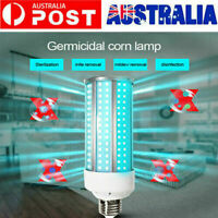 UV 60W Germicidal Lamp LED UVC Bulb E27 Household Disinfection Light Bulbs