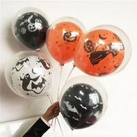 déco citrouille décoration d'halloween les ballons de latex jouets gonflables