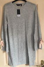 Dorothy Perkins Fine Knit Jumper Dress Size 18 Bnwt