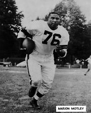 1950 Cleveland Browns MARION MOTLEY Glossy 8x10 Photo NFL Football Print