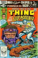Marvel Two-In-One # 81 (Thing + Sub-Mariner) (USA, 1981)