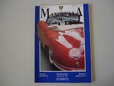 LA MANOVELLA 10/1991 FIAT ABARTH 850 TC/PORSCHE 356/LAMBRETTA 250/VELOCETTE 350
