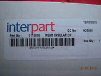 Baxi System IE 24HE & 28HE Heat Exchanger Rear Circular Insulation 5115060
