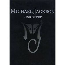 Michael Jackson PHOTO Book KING OF POP Japan version 2005 with Certification