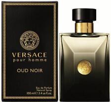 VERSACE POUR HOMME OUD NOIR 100ML EDP eau de parfum spray New Boxed~FREE POST