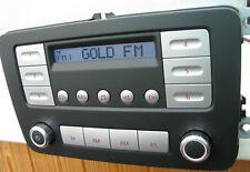 VW RADIO R100 1KO 035 153 7646228360 WITH CODE Golf Plus Turan Jetta Caddy III