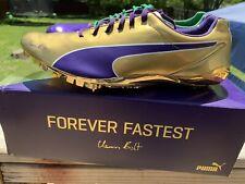 Puma Bolt Evospeed Legacy Track Spikes Unisex US (9.5) Collectors Item !!!