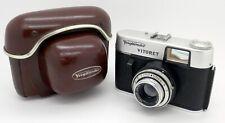 Vintage Voigtlander Vitoret 35mm Camera - 50mm F2.8 Vaskar Lens #4036