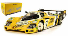 Porsche LeMans Plastic Diecast Racing Cars