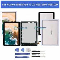 Pour Huawei MediaPad T310 T 310 AGS-W09 AGS-L09 Écran tactile LCD numériseur RHN