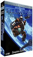 Planetes Complete DVD-Box All 26 Episodes 650 Minutes Morning Anime PAL Region2
