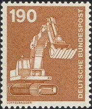 Allemagne 1975 industrie/technologie/tracteurs/Pelles/transport 1 V (n29148s)
