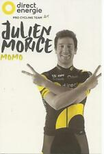 Cyclisme, ciclismo, wielrennen, radsport, cycling, JULIEN MORICE