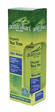 Australian Tea Tree Deep Cleansing Skin Wash 250ml