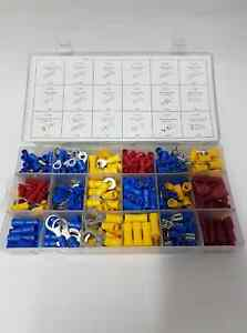 Wire Terminal Assortment 360PC