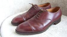 chaussures JOHN LOBB PARIS derby marron/Bordeaux  taille 8 1/2 (42,5)