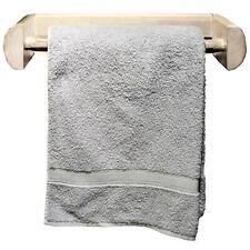 Log Towel Bar Solid Wood HandTowel Rack Holder Amish Handcrafted Lodge Cabin