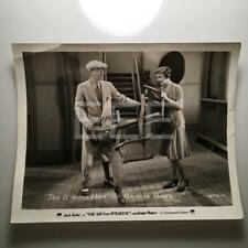 1930 Ginger Rogers Jack Oakie The Sap From Syracuse Vintage Movie Photo 306C