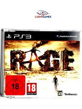 Rage Promo PAL/EUR PS3 Playstation Videogame Mint Condition Videojuego Retro