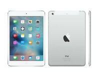 iPad Mini 2 16GB Wi-Fi 7.9 in White 100% tested 12 Months Warranty iOS 13 UK