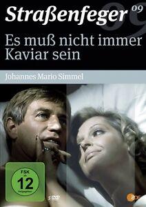 Straßenfeger 09: Es muss nicht immer Kaviar sein * NEU OVP * 5 DVDs