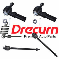 4PC Front Inner Outer Tie Rod Ends Saturn SC SL SW Series Camaro Firebird
