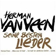 HERMAN VAN VEEN - SEINE BESTEN LIEDER  CD  16 TRACKS DEUTSCH-POP BEST OF NEU