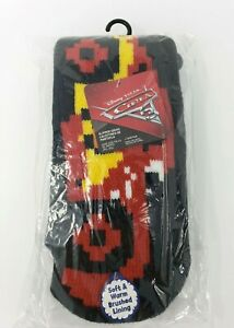 Cars 3 Slipper Socks Boys 1-Pair M 7.5-3.5